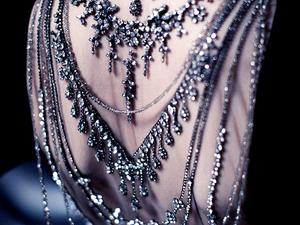 Сотуар — украшение для стильных женщин | Ярмарка Мастеров - ручная работа, handmade