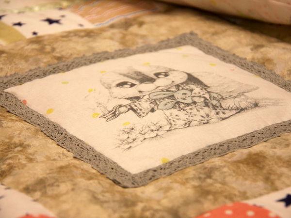 розыгрыш одеялка))) | Ярмарка Мастеров - ручная работа, handmade