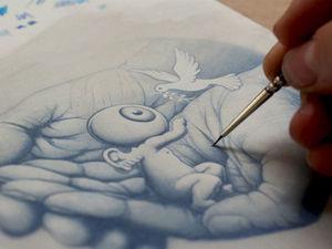 Графика от английского художника Joe Fenton. Ярмарка Мастеров - ручная работа, handmade.