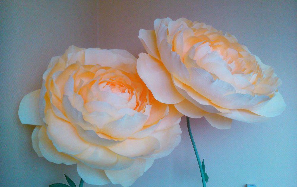 цветы на свадьбу, мастер-класс
