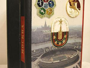 Новый комплект для коллекционера значков | Ярмарка Мастеров - ручная работа, handmade