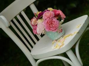 Учимся перекрашивать мебель на примере венского стула. Ярмарка Мастеров - ручная работа, handmade.