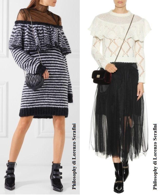 дизайнерская одежда, модный показ
