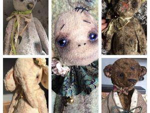 Скидка на всех тедди 50%, на кукол от 30% до 50%. Ярмарка Мастеров - ручная работа, handmade.