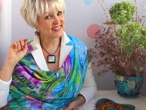 Платки в наличии в Ростове-на-Дону на 23 мая 2017 | Ярмарка Мастеров - ручная работа, handmade