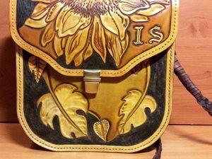 Создание сумки Corazon. Ярмарка Мастеров - ручная работа, handmade.