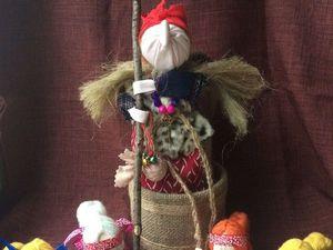 Славянские куклы обереги.. Ярмарка Мастеров - ручная работа, handmade.