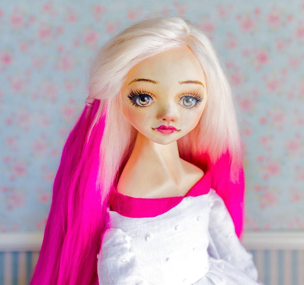 текстильная кукла купить