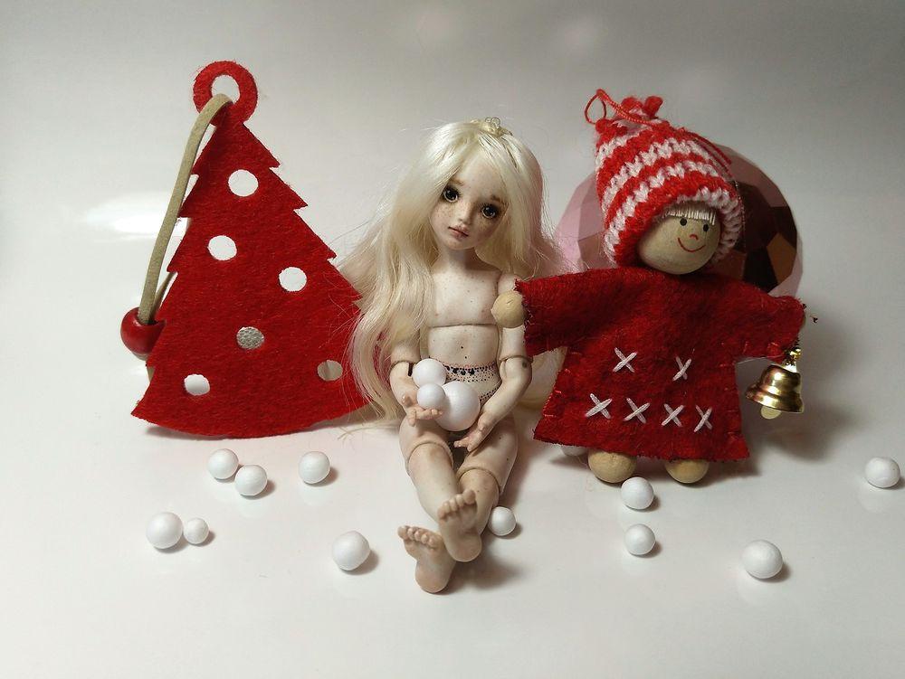 bjd, коллекционная кукла