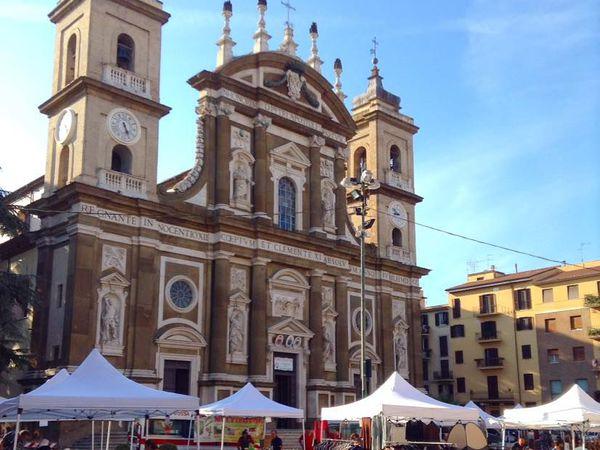 Картинки с антикварного рынка в пригороде Рима | Ярмарка Мастеров - ручная работа, handmade