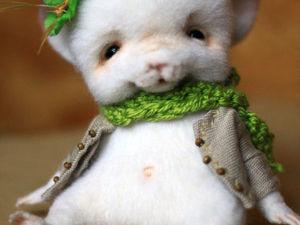 Распродажа готовых звериков! | Ярмарка Мастеров - ручная работа, handmade
