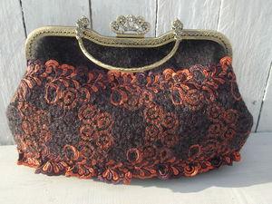 Новая сумочка.   Ярмарка Мастеров - ручная работа, handmade