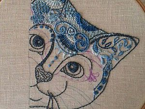Cat Motifs in Decor, Clothing and Jewelry. Livemaster - handmade