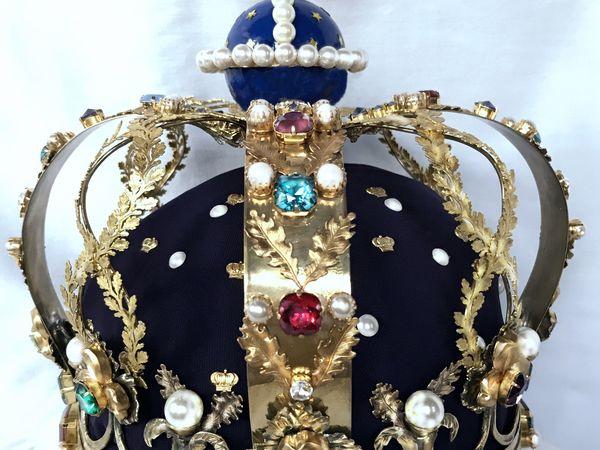 Норвежская Корона Короля Юхана | Ярмарка Мастеров - ручная работа, handmade