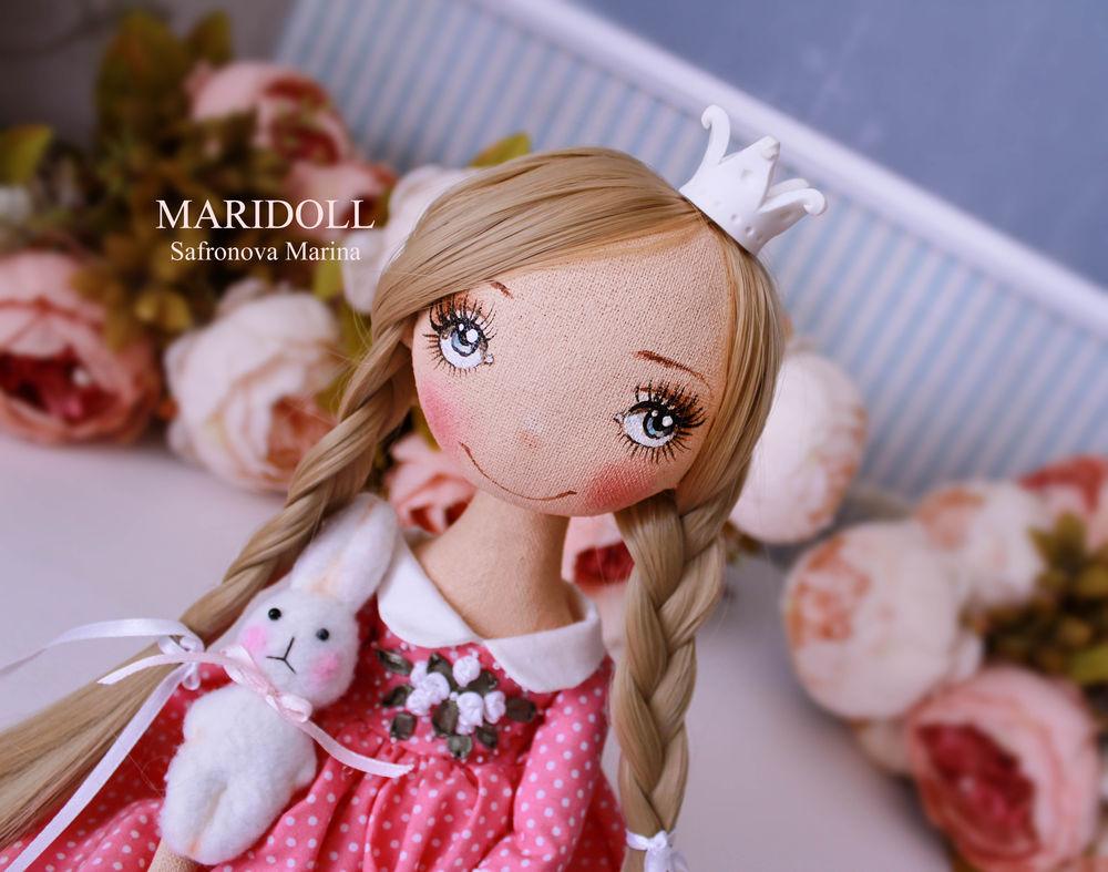 купить подарок любимой, кукла принцесса, купить нежную куклу