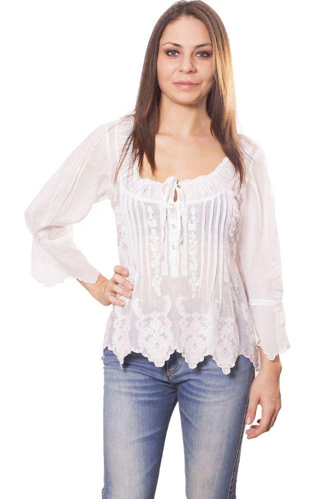 Белое бохо, или Шикарная одежда для королевы летнего пляжа, фото № 70