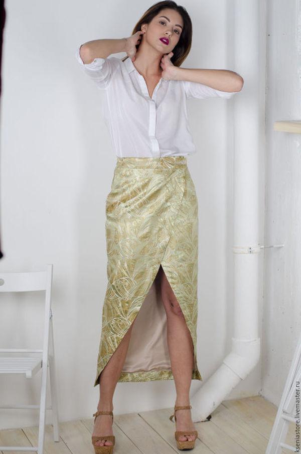 скидки на готовые работы, офисный стиль, юбка, акции и распродажи
