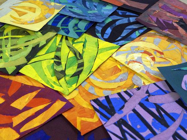 Цветоведение, 6е занятие курса. | Ярмарка Мастеров - ручная работа, handmade