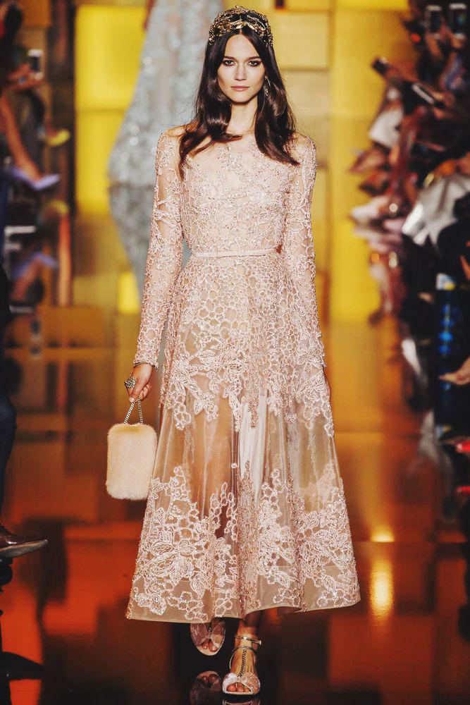 Фото новой коллекции платьев