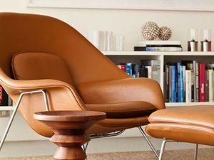 Известная мебель. Кресло Womb. Ярмарка Мастеров - ручная работа, handmade.