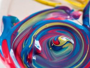 Таблица смешения цветов. Ярмарка Мастеров - ручная работа, handmade.