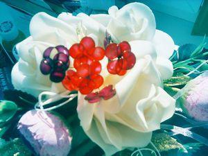 Видео мастер-класс: делаем цветочки из проволоки и лака для ногтей. Ярмарка Мастеров - ручная работа, handmade.