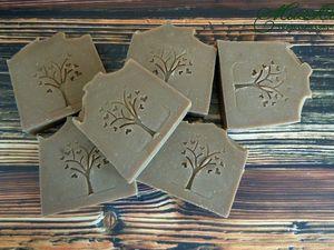 Суровое уральское мыло: дегтярное. Ярмарка Мастеров - ручная работа, handmade.