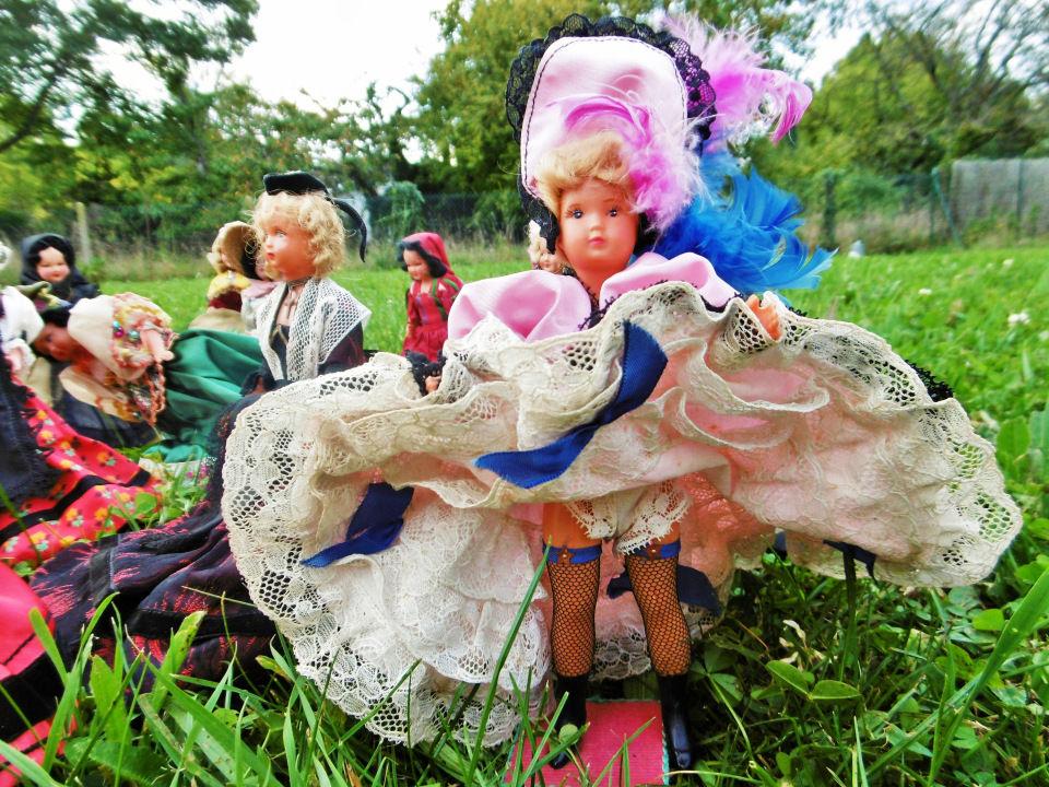 куклы из франции