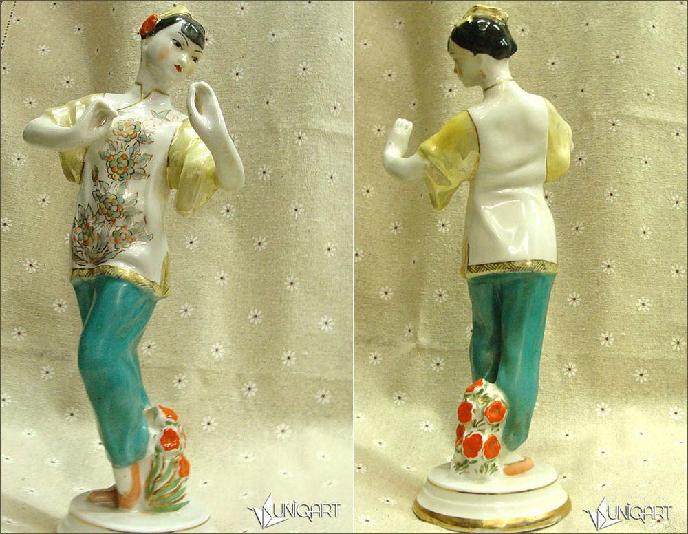 фарфор, антикварная статуэтка, антиквариат винтаж, винтажный магазин, винтажные вещи, китай, советский фарфор, скульптурная миниатюра, ретро стиль, старинные вещи