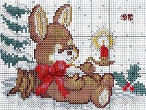 Зимняя сказка: 35 схем для вышивки крестиком. Ярмарка Мастеров - ручная работа, handmade.