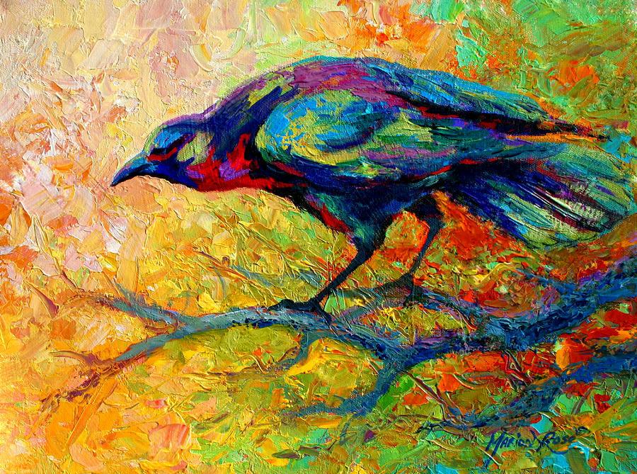 Птицы в работах художников картинки