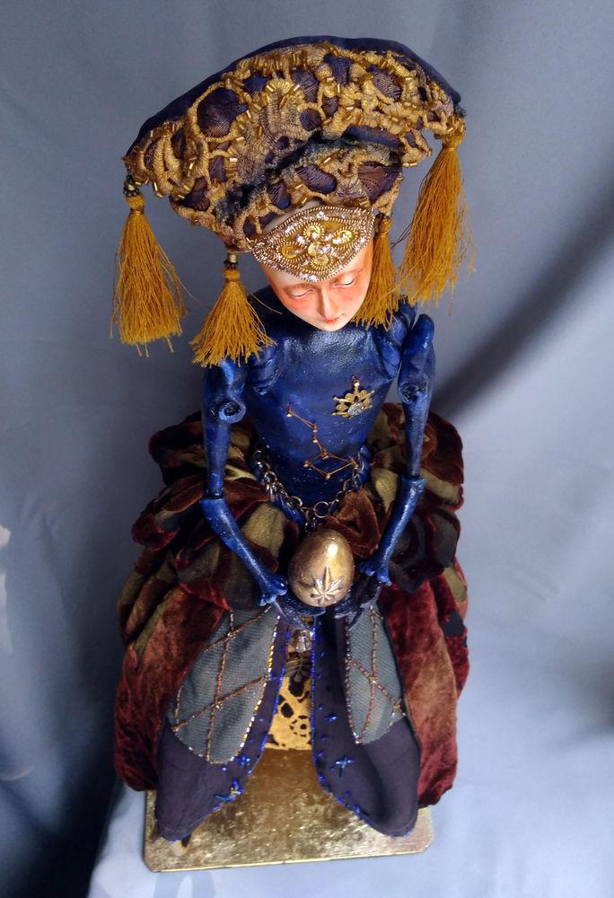 мысли о кукле