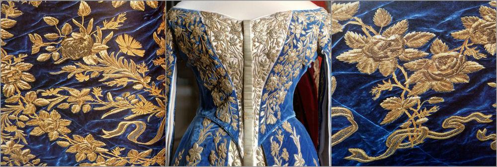 Придворное форменное платье. Часть 1, фото № 38