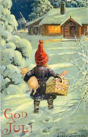 рождественский календарь