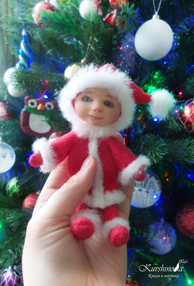 конфетка, снегурочка, рождественский эльф