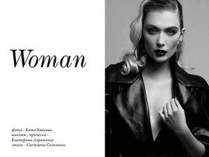 Woman...женщина | Ярмарка Мастеров - ручная работа, handmade