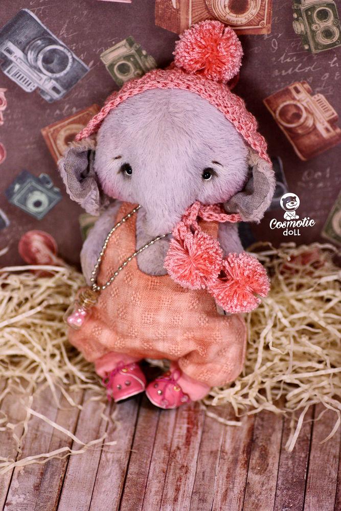 тедди слоник, тедди слоник купить, тедди слон игрушка