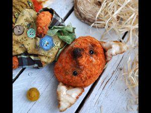Аукцион на Тедди у Анютки | Ярмарка Мастеров - ручная работа, handmade