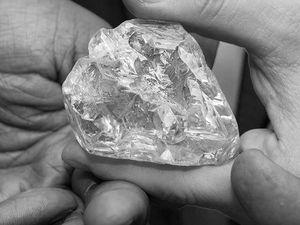 Алмаз Peace Diamond весом в 709 карат. Ярмарка Мастеров - ручная работа, handmade.