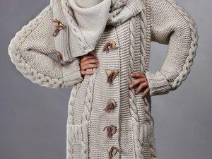 Акция сегодня! Пальто со скидкой!. Ярмарка Мастеров - ручная работа, handmade.
