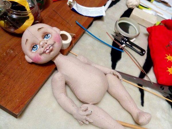 Рождение куколки   Ярмарка Мастеров - ручная работа, handmade