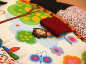 Яркий игровой коврик для осенней фотосессии!. Ярмарка Мастеров - ручная работа, handmade.