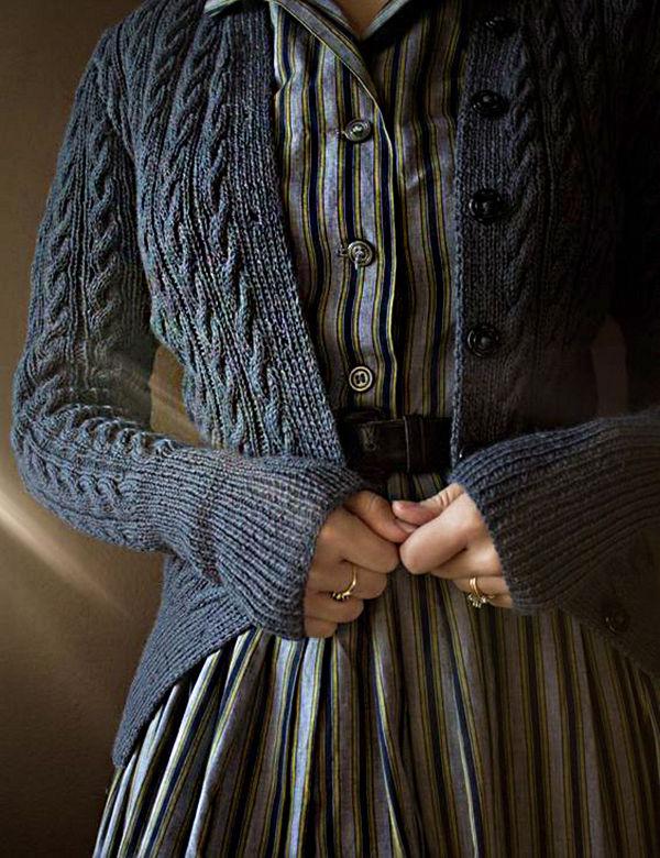 Стиль и вязаная мода: снимки вдогонку к публикации, фото № 12