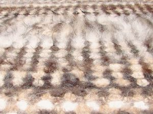 Внимание! Майская АКЦИЯ! Плед и напульсники из собачьей шерсти со скидкой 60%!. Ярмарка Мастеров - ручная работа, handmade.