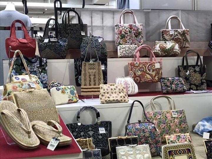 Японские бисерные сумки. История и современность