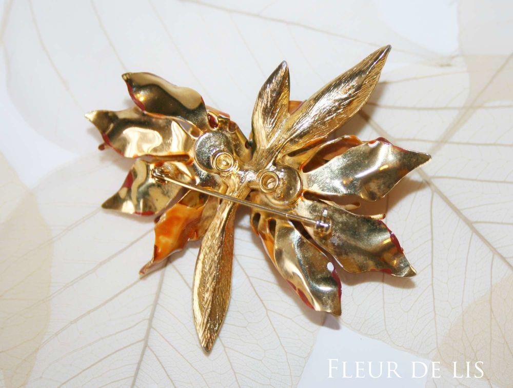 брошка, флора