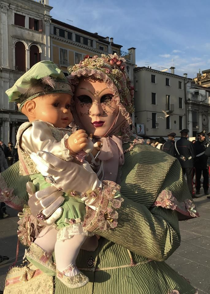 Refined, Elegant, Mystical: The Carnival of Venice, фото № 21