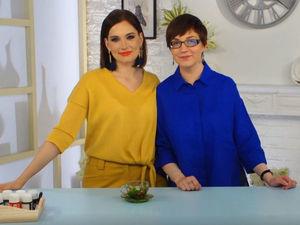 Выпуск передачи о росписи чайной пары с моим участием. Ярмарка Мастеров - ручная работа, handmade.