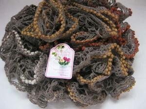 Ажурные вязаные шарфики для Ирины из г. Москва. Ярмарка Мастеров - ручная работа, handmade.