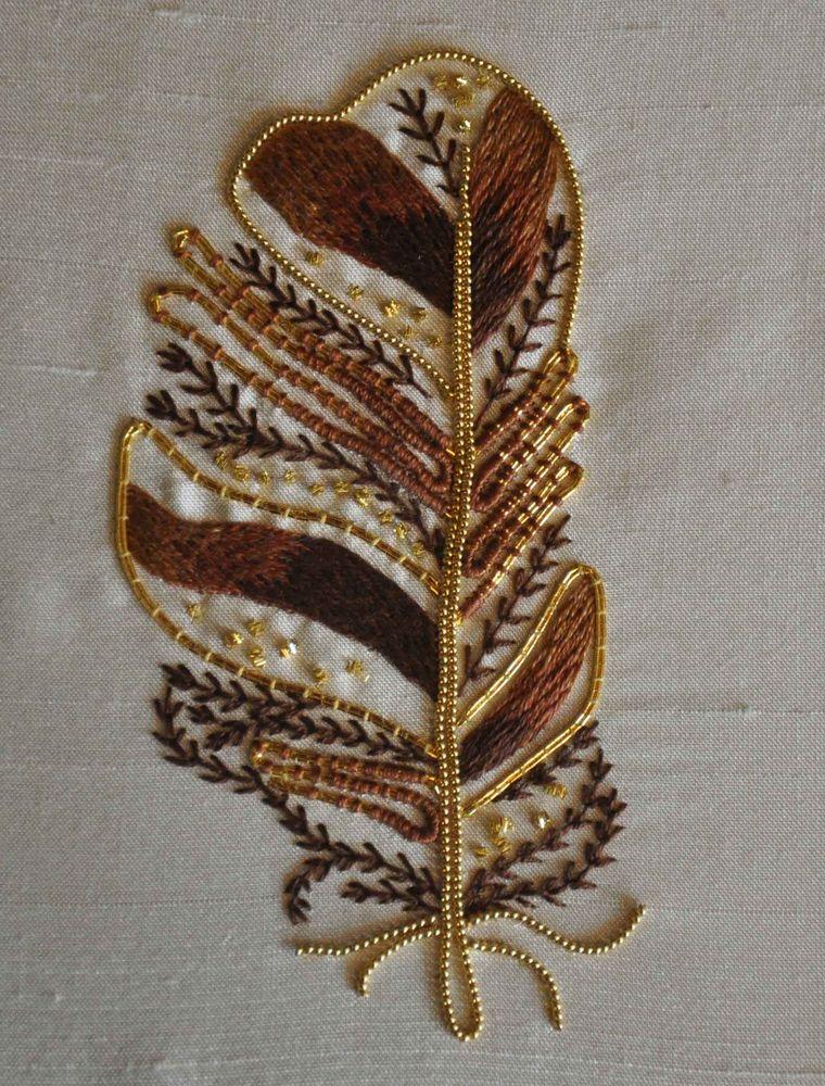 вышивка, золотное шитье